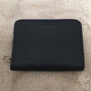 Vintage Coach credit card wallet